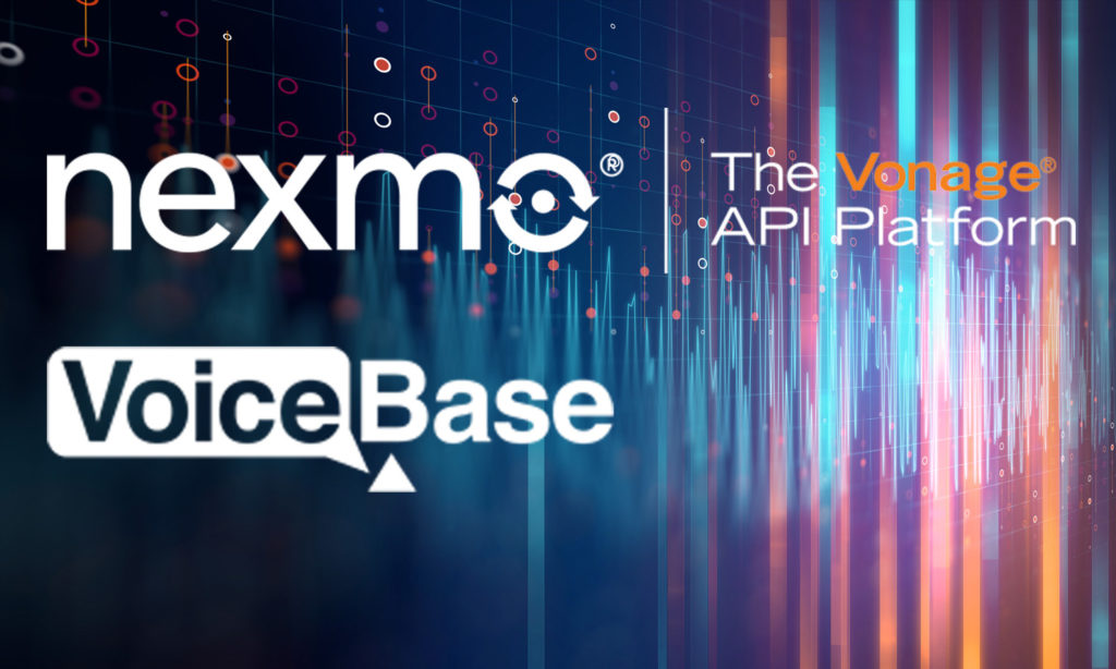 Vonage, VoiceBase, Nexmo and Customer View Combine Forces to Deliver CX Solutions